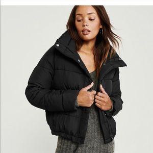 Abercrombie Mini Puffer Jacket